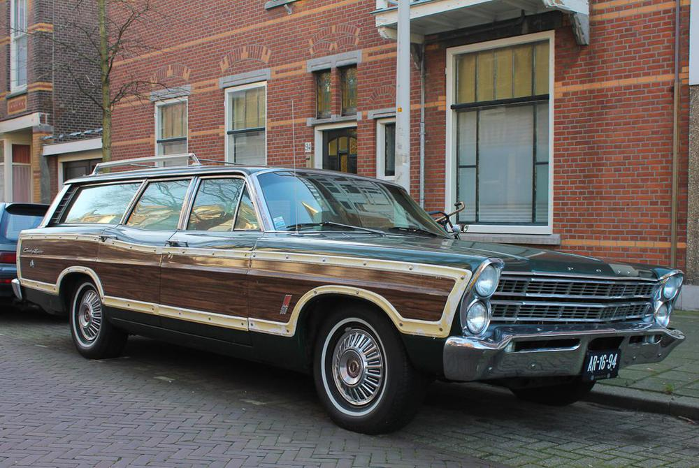 Ford Country Squire 1967